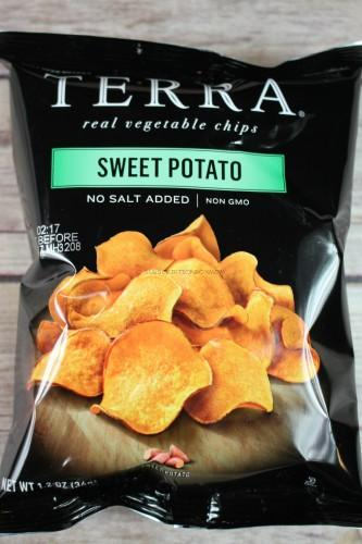Terra Read Vegetable Chips Sweet Potato Chips