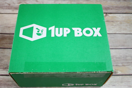 1Up Box December 2016 Review