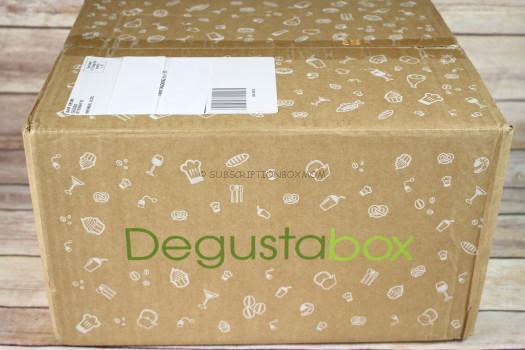 Degustabox January 2017 Review