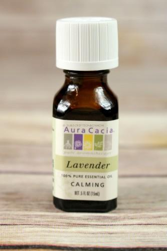 Aura Cacia Pure Essential Oil, Lavender