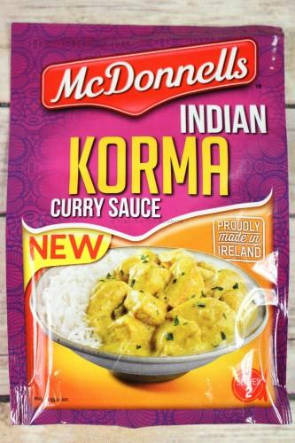 McDonnells Indian Korma Curry Sauce