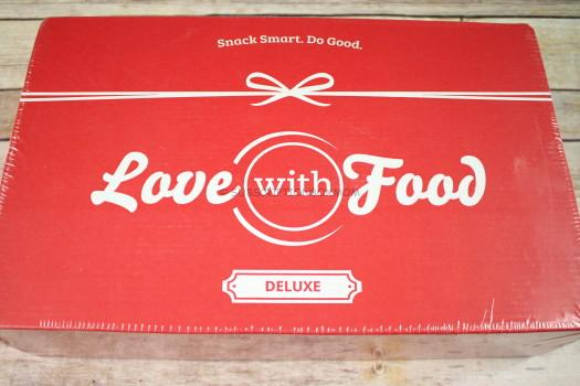 Love with Food January 2017 Review