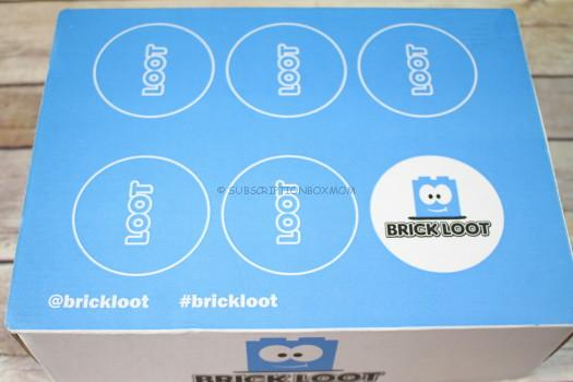 Brick Loot January 2017 Review