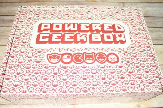 Powered Geek Box November 2016 Review