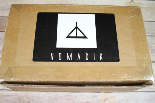The Nomadik Subscription Box November 2016 Review