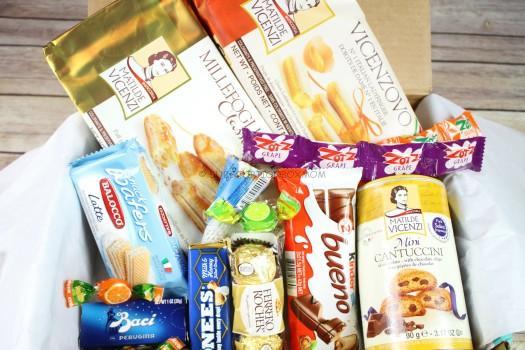 Treats October 2016 International Snack Review