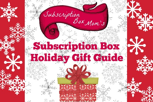 Subscription Box Holiday Gift Guide 2016