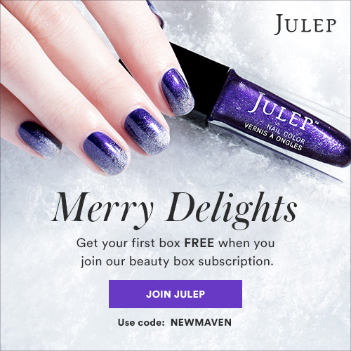 Julep Maven First Box Free! Limited Time Only