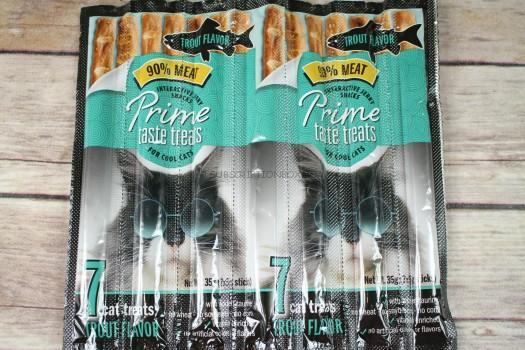Prime Trout Taste Treats