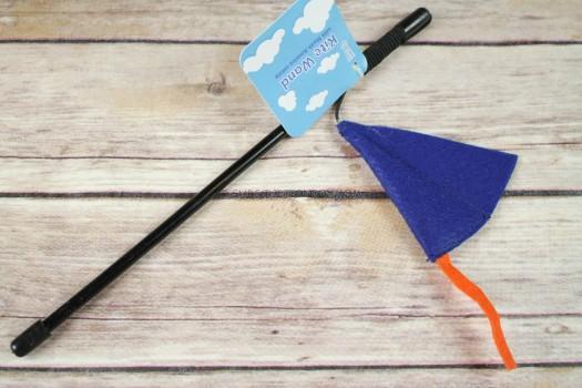 ThinkCat! Paper Plane Kite Wand