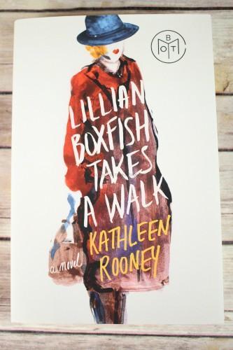 Lillian Boxworth Takes a Walk by Kathleen Rooney - Judge: Nina Sankovitch