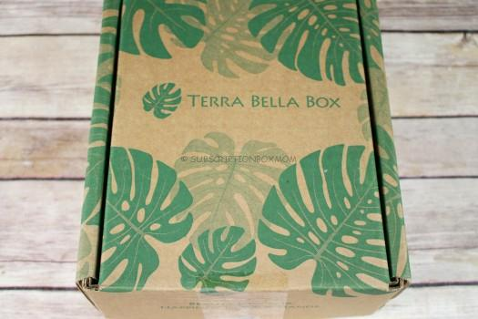 Terra Bella Box January 2017 Review
