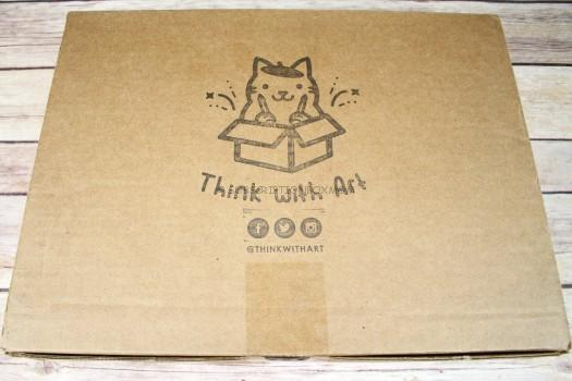 Think With Art January 2017 Review