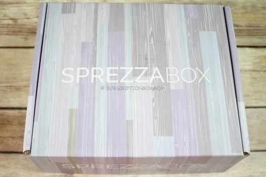 SprezzaBox January 2017 Review