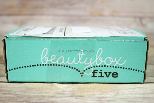 Beauty Box 5 January 2017 Review