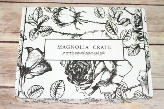Magnolia Crate February 2017 Review