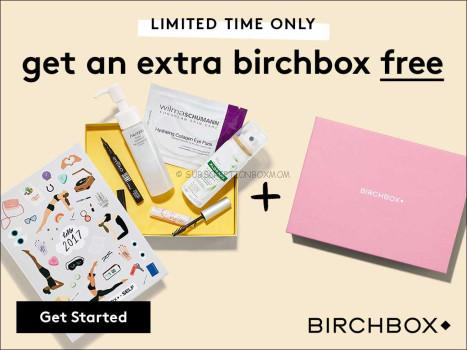 Birchbox January 2017 Coupons