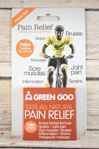 Green Goo 100% Natural Pain Relief