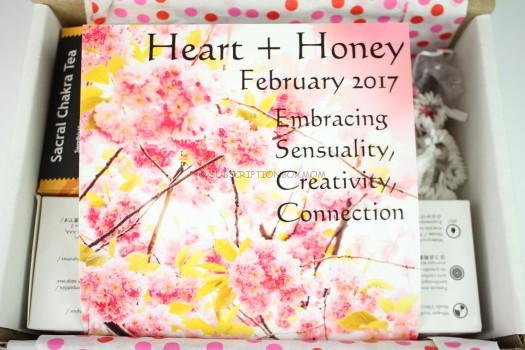 Heart + Honey February 2017