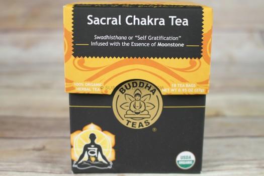 Buddha Teas Organic Sacral Chakra Tea