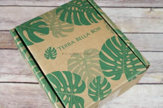 Terra Bella Box February 2017 Review