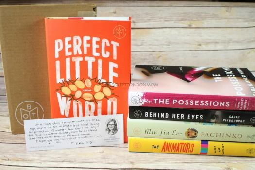 Book of the Month February 2017 Review