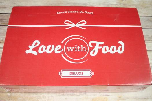 Love with Food February 2017 Review