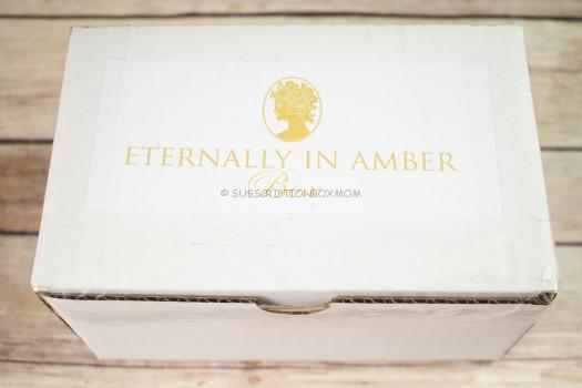 Eternally in Amber January 2017 Review