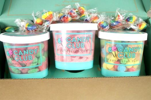 Candy Club Review - February 2017