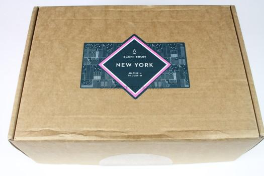 "Scent From December 2016 ""New York"" Review"