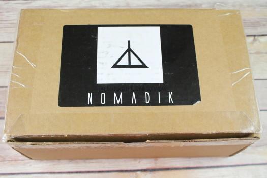 Nomadik Subscription Box February 2017 Review