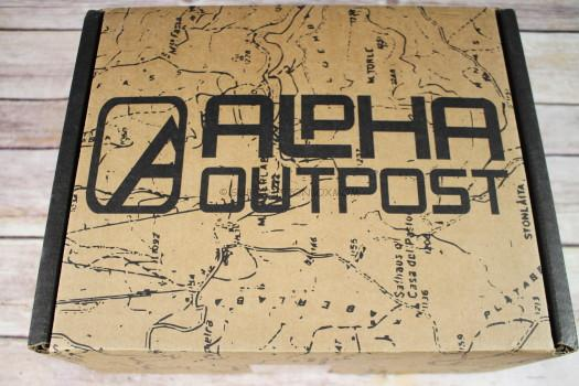 Alpha Outpost Feast Subscription Box Review