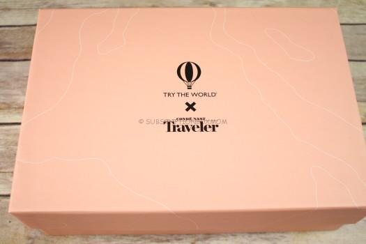 Try The World Limited Edition Amour Box Review