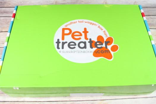 Pet Treater Box February 2017 Review