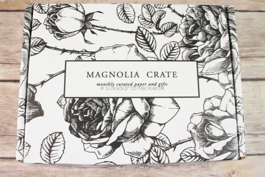 Magnolia Crate March 2017 Review