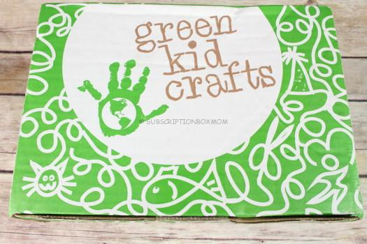 Green Kid Crafts March 2017 Review