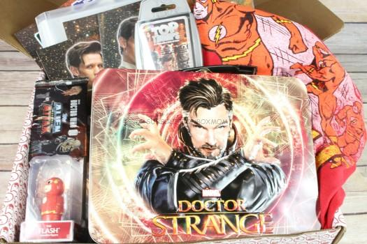 Powered Geek Box February 2017 Review