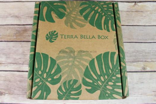 Terra Bella Box March 2017 Review