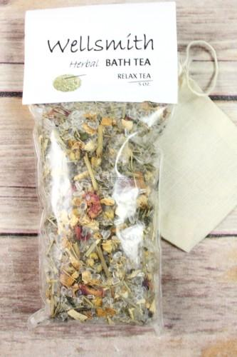 Herbal Bath Tea in Relax