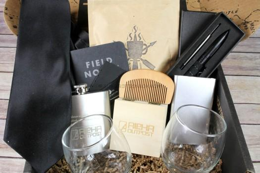 Alpha Outpost The Gentleman Subscription Box Review