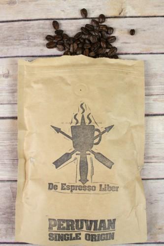 De Espresso Liber Coffee