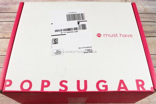 POPSUGAR Must Have Box March 2017 Review
