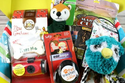 Pet Treater Box March 2017 Review