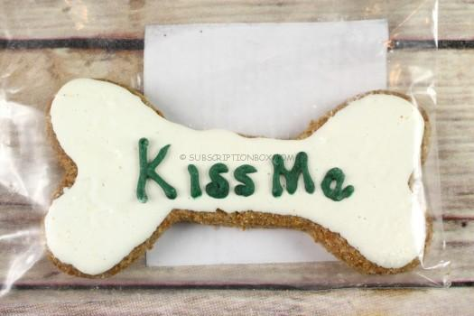 Emmy's Treats Kiss Me Cookie