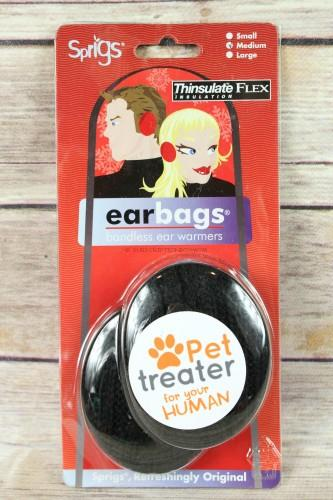 Earbags Pet Treat for Humans