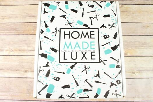 Home Made Luxe March 2017 Review