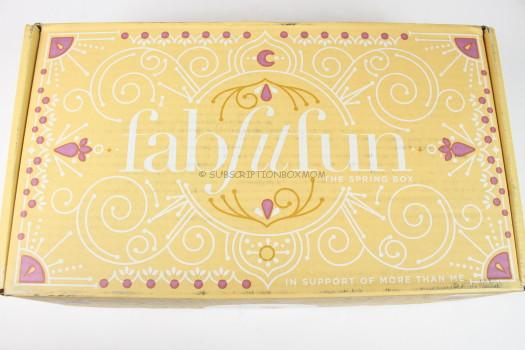 FabFitFun Spring 2017 Subscription Box Review