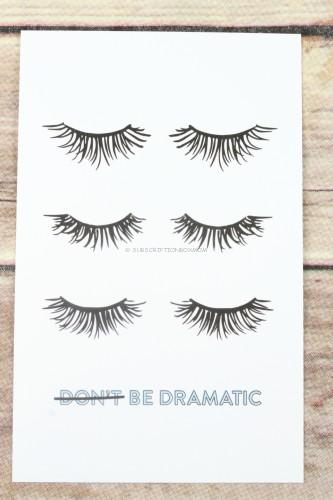Don't Be Dramatic