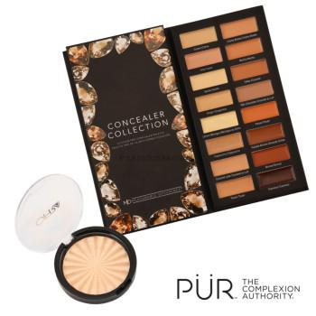 Measurable Difference The Diamond Collection 16 Color Pro Concealer Palette