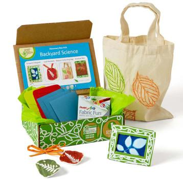 Green Kid Crafts 50% Off 1st Month + Single Box Sale